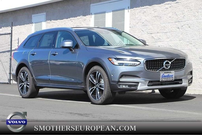 new 2018 volvo v90 cross country for sale at smothers european volvo2018 volvo v90 cross country t5 awd wagon