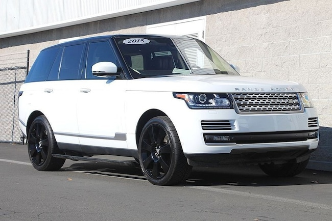 Used 2015 Land Rover Range Rover 5.0L V8 Supercharged Autobiography SUV Santa Rosa, Bay Area