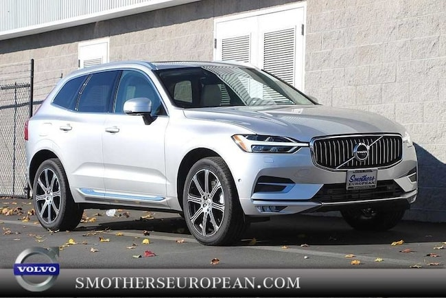 New 2019 Volvo XC60 T6 Inscription SUV Santa Rosa, Bay Area