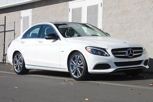 Used 2017 Mercedes-Benz C-Class C 300 Sedan Santa Rosa, Bay Area