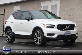 New Volvo models for sale 2019 Volvo XC40 SUV V20577 Santa Rosa Bay Area