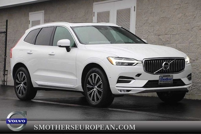 New 2019 Volvo XC60 T5 Inscription SUV Santa Rosa, Bay Area