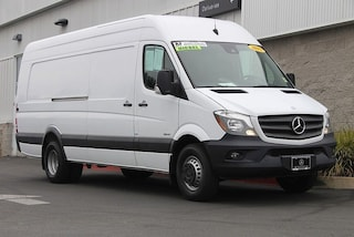 2015 Mercedes-Benz Sprinter-Class High Roof Van Extended Cargo Van