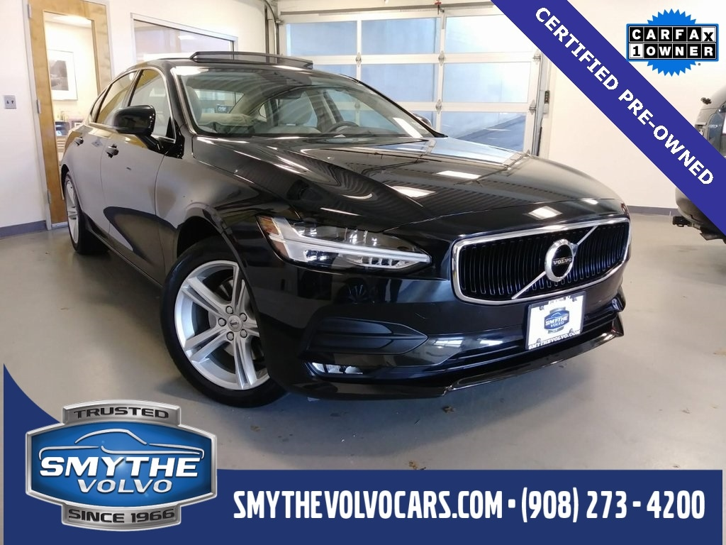 Who Owns Volvo >> Used 2018 Volvo S90 For Sale At Smythe Volvo Cars Vin