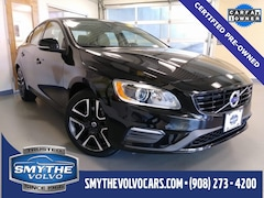 Certified Pre-Owned 2017 Volvo S60 T5 AWD Dynamic Sedan 1847 In Summit NJ