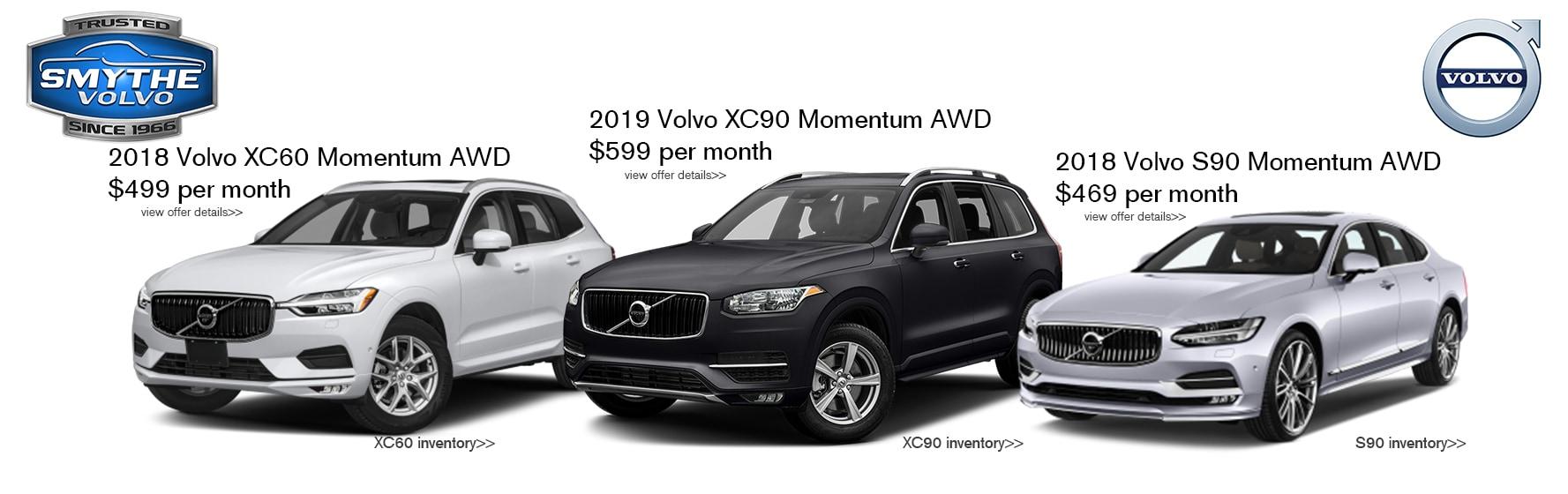 New & Pre-Owned Volvo Dealer in Summit, NJ | Smythe Volvo