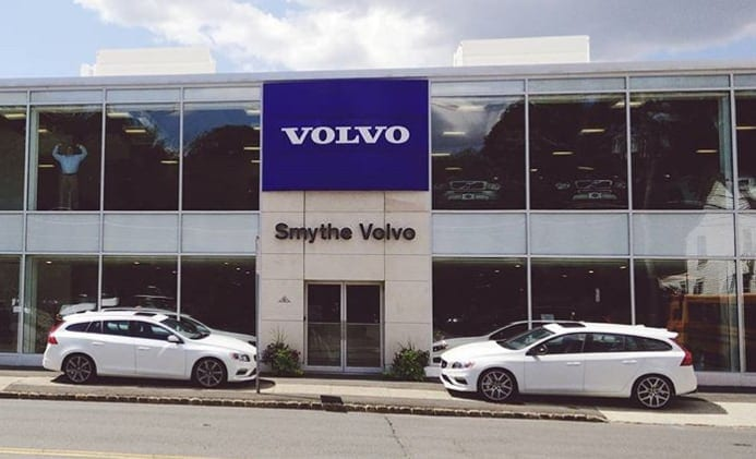 Volvo Dealers Nj >> New Volvo Inventory In Summit Nj