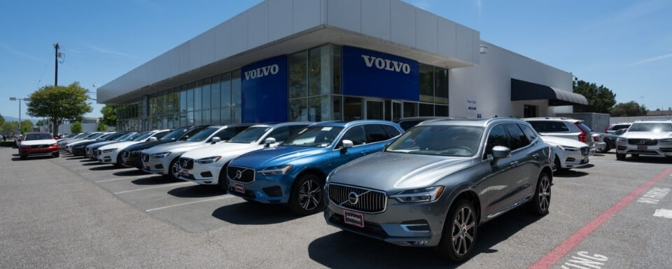 Autonation Volvo Cars San Jose Volvo Dealer Near Me San Jose Ca