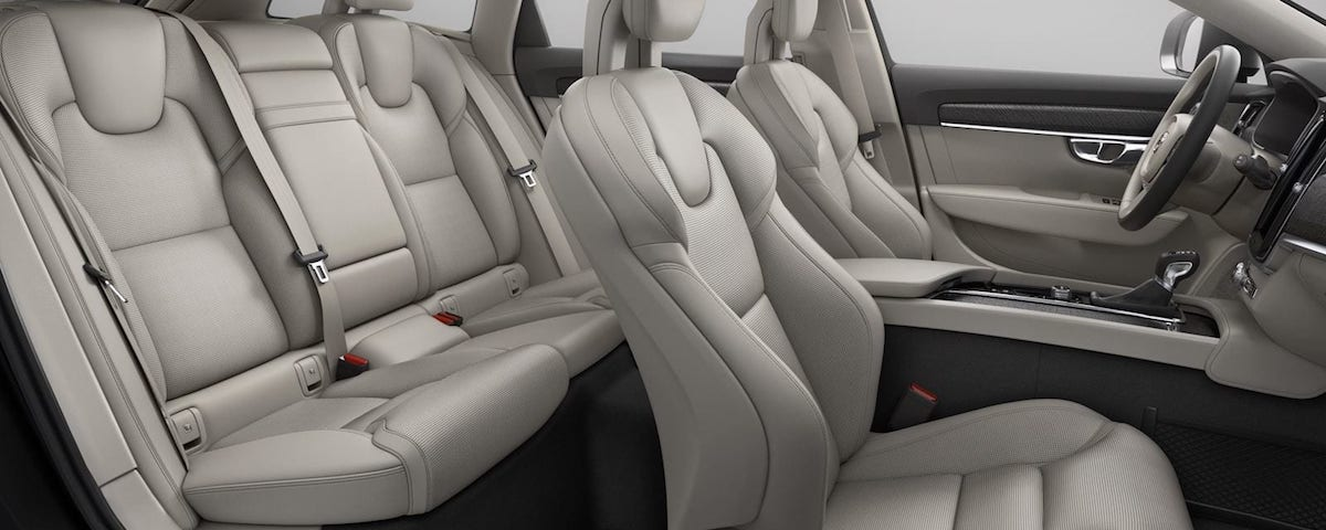 Volvo Orthopedic Seats