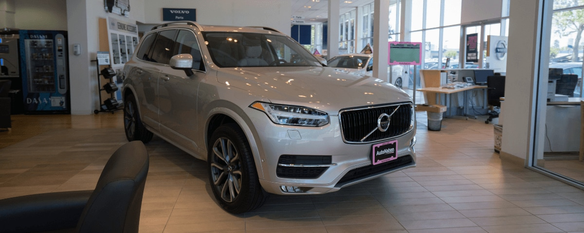 AutoNation Volvo Cars San Jose