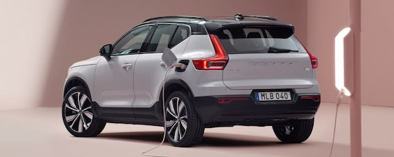 All Electric Volvo Xc40 Recharge Autonation Volvo Cars San Jose