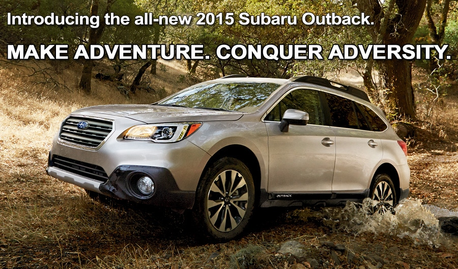 Subaru Outback Comparison