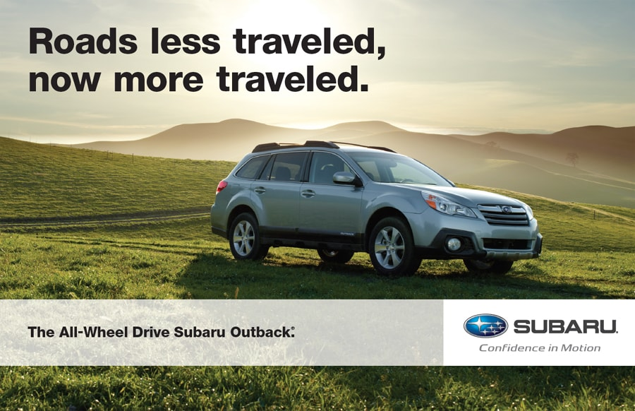 2015 Outback ...