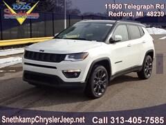New 2019 Jeep Compass HIGH ALTITUDE 4X4 Sport Utility in Redford, MI near Detroit