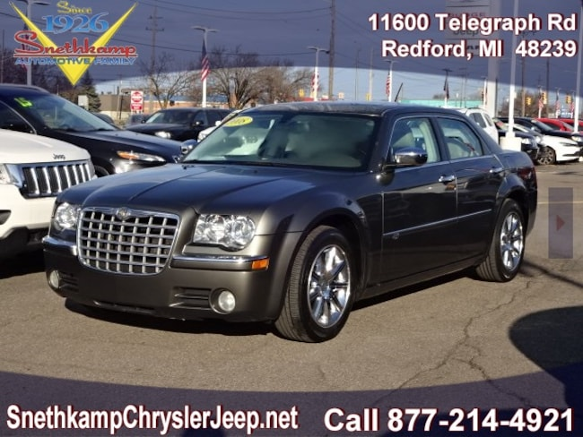 Used 2008 Chrysler 300C Hemi Sedan in Redford, MI near Detroit
