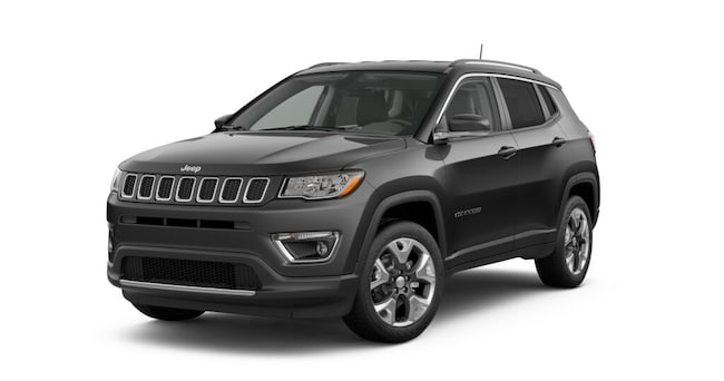 New 2019 Jeep Compass LIMITED 4X4 Sport Utility in Redford, MI near Detroit