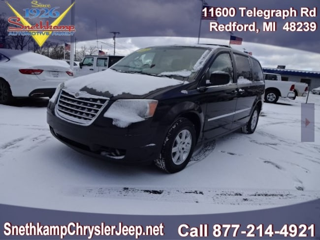 Used 2010 Chrysler Town  Country Touring medium slate interior 103774 miles Stock AR448794 VI