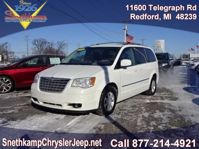 Used 2010 Chrysler Town  Country Touring medium slate interior 94788 miles Stock AR151050A VI