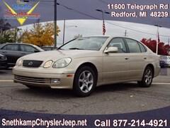 2003 LEXUS GS 300 Base Sedan