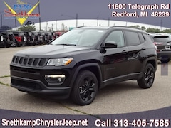 New 2018 Jeep Compass ALTITUDE 4X4 Sport Utility in Redford, MI near Detroit