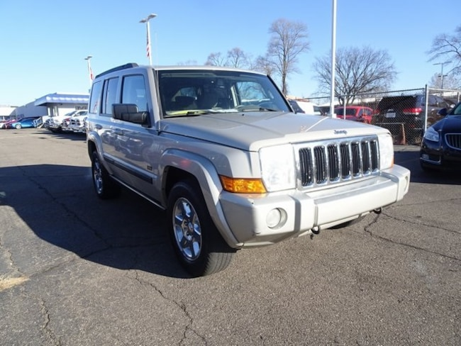 Used 2007 Jeep Commander SUV For Sale in Redford MI | Serving ... Driver Door Wiring Harness Jeep Commander on jeep starter wiring harness, jeep engine wiring harness, jeep transmission wiring harness,