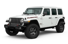 New 2020 Jeep Wrangler UNLIMITED RUBICON 4X4 Sport Utility in Redford, MI near Detroit