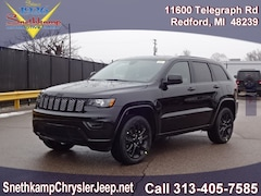 New 2019 Jeep Grand Cherokee ALTITUDE 4X4 Sport Utility in Redford, MI near Detroit