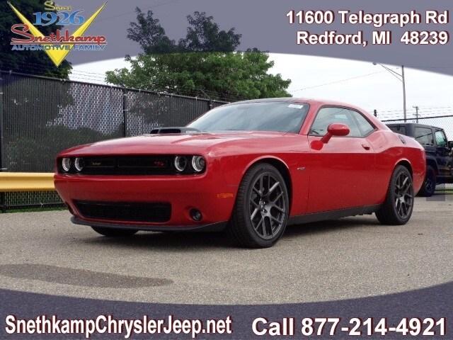 2017 Dodge Challenger R/T PLUS SHAKER Coupe