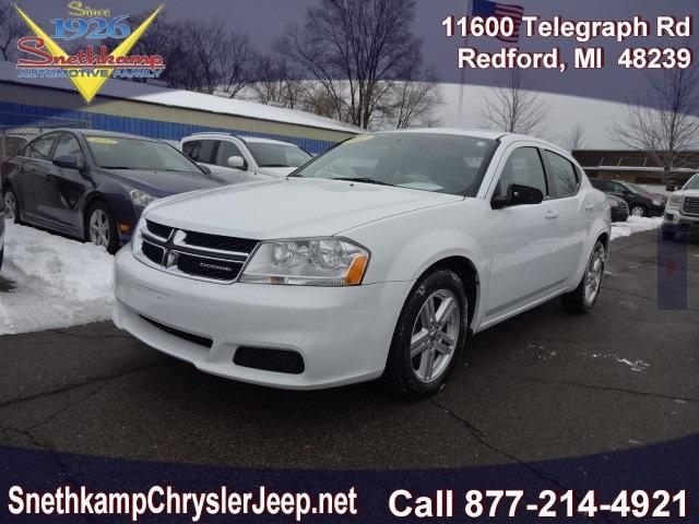 Pleasant Used 2012 Dodge Avenger Sedan For Sale In Redford Mi Serving Wiring Cloud Pendufoxcilixyz