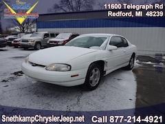 1998 Chevrolet Monte Carlo LS Coupe