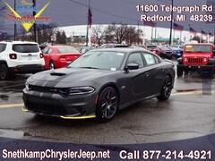 New 2019 Dodge Charger SCAT PACK RWD Sedan in Redford, MI near Detroit