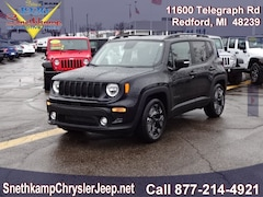 New 2019 Jeep Renegade ALTITUDE 4X2 Sport Utility in Redford, MI near Detroit
