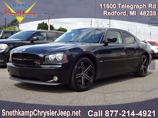 Used 2009 Dodge Charger R/T Sedan in Redford, MI