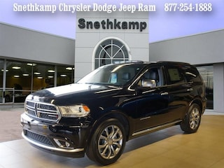 New 2018 Dodge Durango CITADEL ANODIZED PLATINUM AWD Sport Utility near Detroit