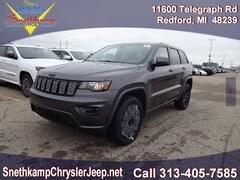 New 2019 Jeep Grand Cherokee ALTITUDE 4X4 Sport Utility in Redford, MI near Detroit