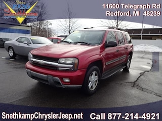 Used 2002 Chevrolet TrailBlazer EXT LT SUV near Detroit