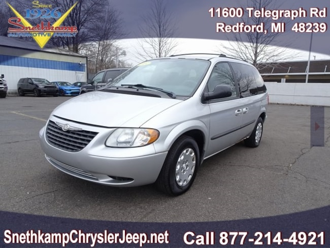 Used 2004 Chrysler Town  Country Base 127289 miles Stock 4B575114 VIN 1C8GP45R34B575114