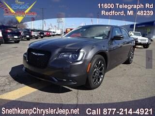 Low Mileage Used 2017 Chrysler 300 S Sedan near Detroit