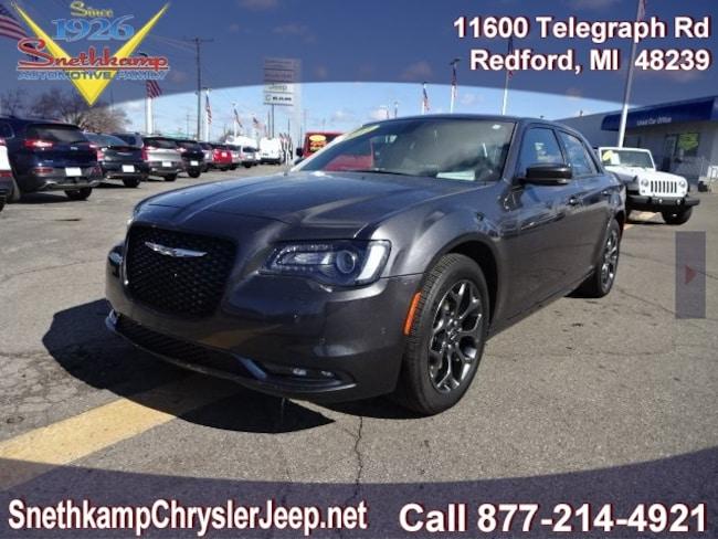 Used 2017 Chrysler 300 S Sedan in Redford, MI near Detroit