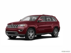 New 2018 Jeep Grand Cherokee TRACKHAWK 4X4 Sport Utility in Redford, MI near Detroit