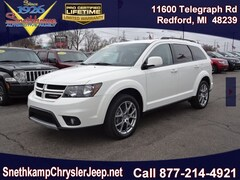 Used 2015 Dodge Journey R/T SUV in Redford, MI near Detroit