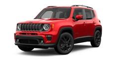 New 2019 Jeep Renegade ALTITUDE 4X4 Sport Utility in Redford, MI near Detroit