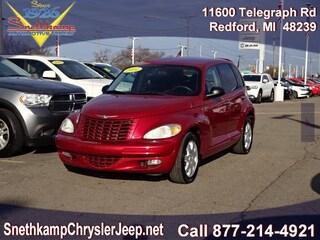 Used 2004 Chrysler PT Cruiser Touring SUV near Detroit