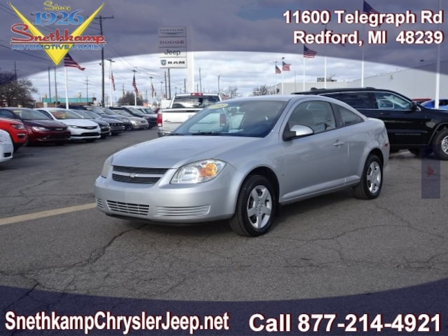 Used 2008 Chevrolet Cobalt Coupe For Sale In Redford Mi Serving