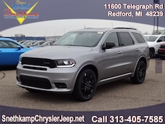 New 2019 Dodge Durango GT PLUS AWD Sport Utility in Redford, MI near Detroit