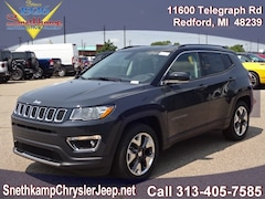 2018 Jeep Compass LIMITED FWD Sport Utility