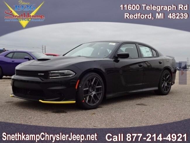 New 2019 Dodge Charger R/T RWD Sedan in Redford, MI near Detroit