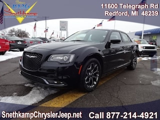 Low Mileage Used 2017 Chrysler 300 S Sedan near Detroit