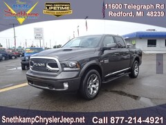 Used 2018 Ram 1500 Longhorn Truck Crew Cab in Redford, MI near Detroit