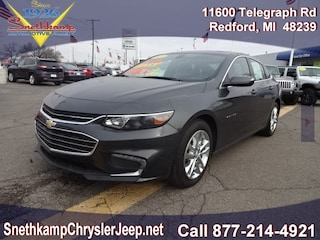 Low Mileage Used 2018 Chevrolet Malibu LT Sedan near Detroit